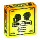 WORD FOR WORD BOARD GAME - JUNIOR EDITION, EDUCATIONAL, FUN, NEW