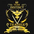 POKEMON - TEAM INSTINCT!!! t-shirt