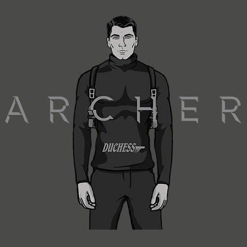 Archer: spectre !! T-shirt