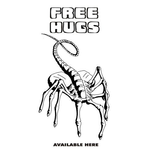 facehugger-free-hugs-t-shirt