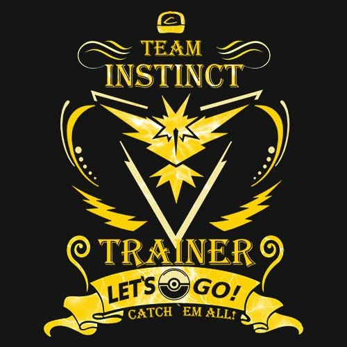 Team instinct !! T-shirt