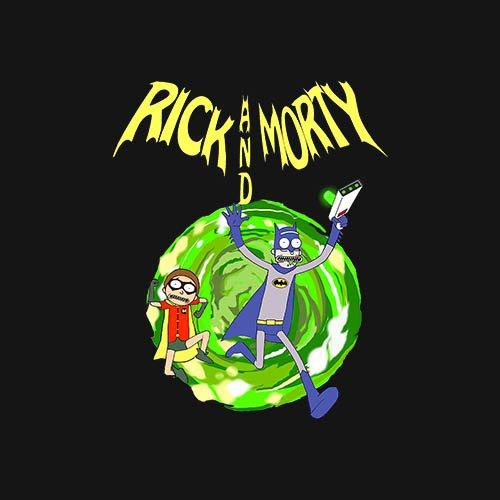 Rick and Morty - batRICK! t-shirt