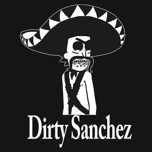 Rick and Morty - Dirty Sanchez!!! t-shirt - www.shirtdorks.com