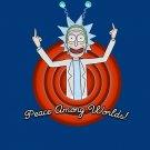 PEACE BETWEEN WORLDS!!! T-SHIRT - www.shirtdorks.com