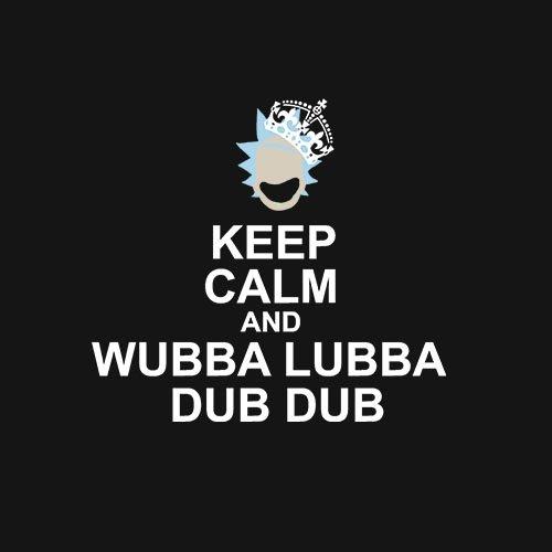 Rick and Morty - Wubba lubba dub dub!!!!!! t-shirt- www.shirtdorks.com