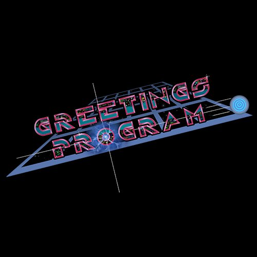 TRON - Greetings program t-shirt! - www.shirtdorks.com