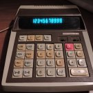 USSR Soviet Russia Vintage Desktop Calculator Elektronika MK44
