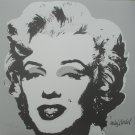 Andy Warhol Marilyn Monroe signed numbered lithograph