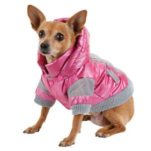 XSM DOG PARKA chihuahua teacup maltese yorkie SKI JACKET DOG COAT 3M THINSULATE