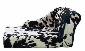 DOG BED CHAISE LOUNGE COUCH SOFA DESIGNER BED IS MADE IN & SHIPS FROM THE USA