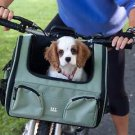 DOG BICYCLE BASKET CARRIER DOG BIKE BASKET CAR SEAT TOTE 3 IN 1 CHOOSE A COLOR