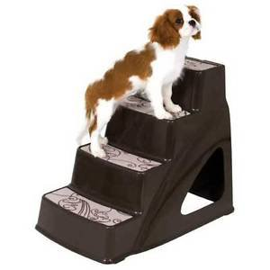 DOG PET STEPS STAIRS ramp HOLDS UP TO 70 LBS FROM PETMATE SHIPS FROM USA NEW