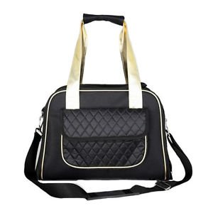 DOG CARRIER AIRLINE APPROVED PET CARRIER TOTE BAG PETS TO 11 LBS SHIPS FROM USA