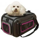 DOG CARRIER AIRLINE APPROVED TRAVEL CARRIER DOG TOTE BAG SHIPS FROM USA NEW