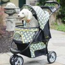 DOG STROLLER CARRIAGE carrier PROMENADE FOR PETS UP TO 50 LBS SHIPS FROM USA