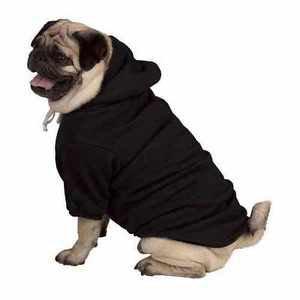 LG DOG SWEATSHIRT pug dachshund scottie beagle DOG HOODIE clothes MADE IN USA
