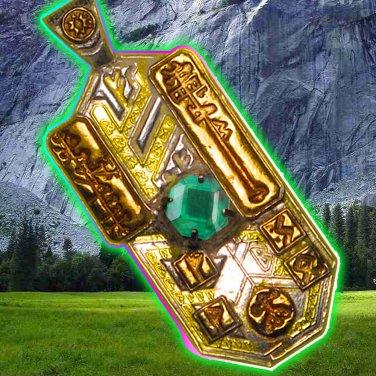 Symbols of Prosperity Spiritual Jewelry Luck Talisman