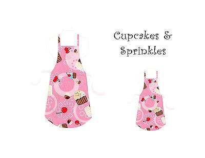 Mommy & Me Apron Set - Cupcakes & Sprinkles