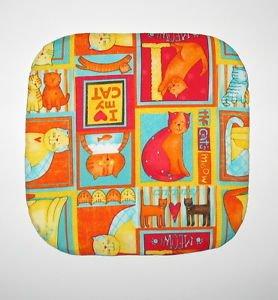 """8"""" Hot Pot Pad/Pot Holder - CATS"""