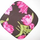 "8"" Hot Pot Pad/Pot Holder - LARGE FLOWERS"
