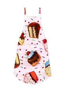 *** NEW ITEM *** Full Size Adult Apron - SWEETS - All Handmade
