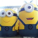 custom made Minion mascot costume for adult and children