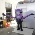 Custom made Purple Minion mascot costume for party