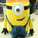 Custom made girl Minion mascot costume for adult and children