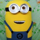 Custom made Despicable Me Yellow Minion mascot costume for party