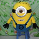Custom made Yellow Minion mascot costume for party