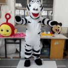 Custom made Zebra Mascot Costume for party