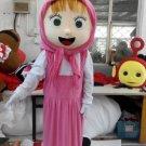 Custom made Masha from Masha and Bear Mascot costume