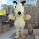 Custom made Yellow Dog Masoct costume for party