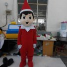 Custom made Elf On The Shelf mascot costume