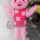 Custom made Pink Chef Pig mascot costume for party