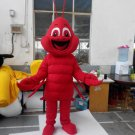 Custom made Red Shrimp Mascot costume for party