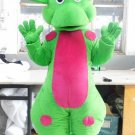 Custom made Baby Bop mascot costume from Barney and friends mascot costume for party