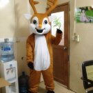 Custom made Reindeer mascot costume for Christmas party
