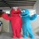 Custom made Elmo mascot costume from Seseam Street for party