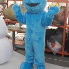 Custom made Cookie Monster mascot costume from Seseam Street for party