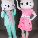 Custom made Hello Kitty costume for Wedding party