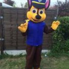 Custom made Chase Paw Patrol mascot costume for party