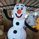 Custom made Olaf mascot costume from Frozen for party