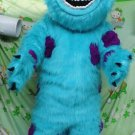 Custom made Sully mascot costume from Monsters University for party