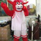 Custom made Bull mascot costume for party