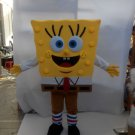 Custom made friendly Sponge Bob mascot costumes for Halloween Party