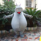 Custom made friendly Gloria mascot costumes for Halloween Party