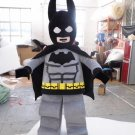 Custom made Lego mascot costume Lego Batman mascot for party