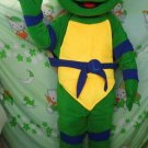 Custom made Ninja Turtle mascot costume for Halloween party