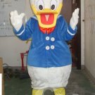 Custom made Donald Duck mascot costume for Christmas party